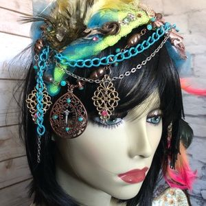 Gypsie Fortune Tellers Hat